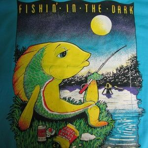 Vintage Nitty Gritty Dirt Band Fishin' In The Dark